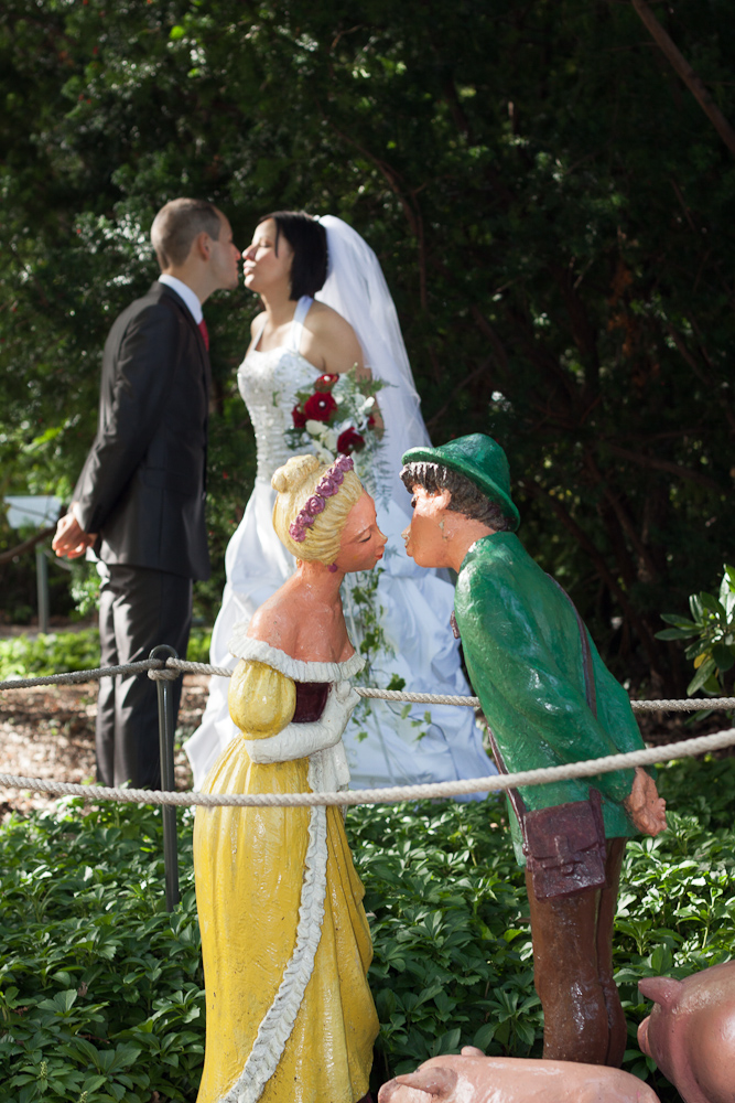 Märchen-Hochzeit