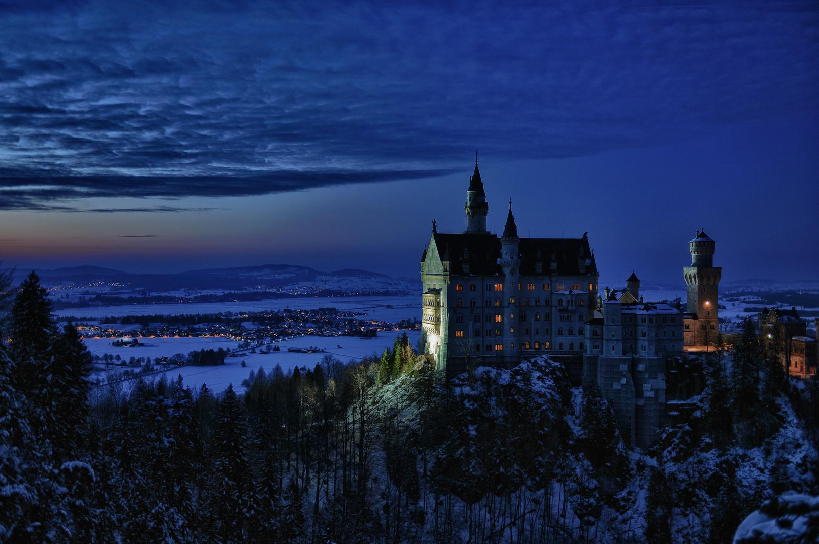 Märchen Schloss König Ludwig