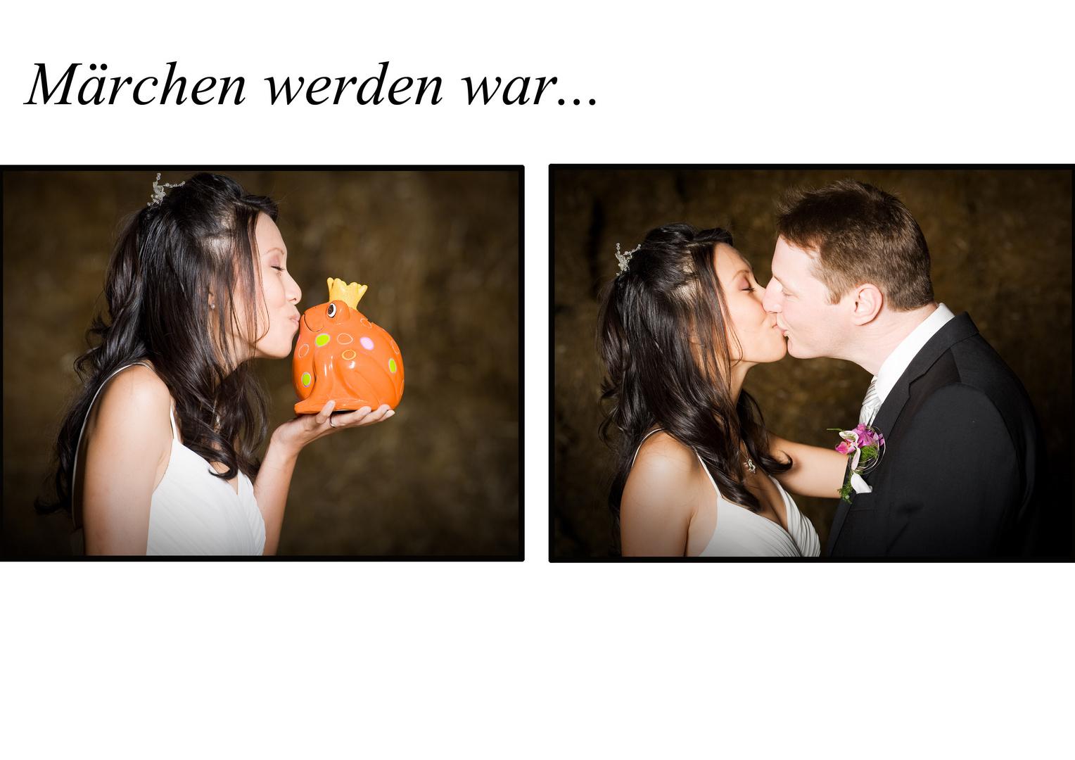 Märchen werden wahr...