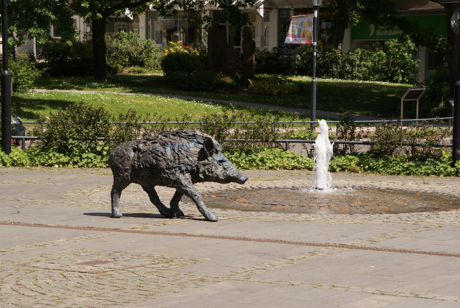 Märchenbrunnen - Kettwig