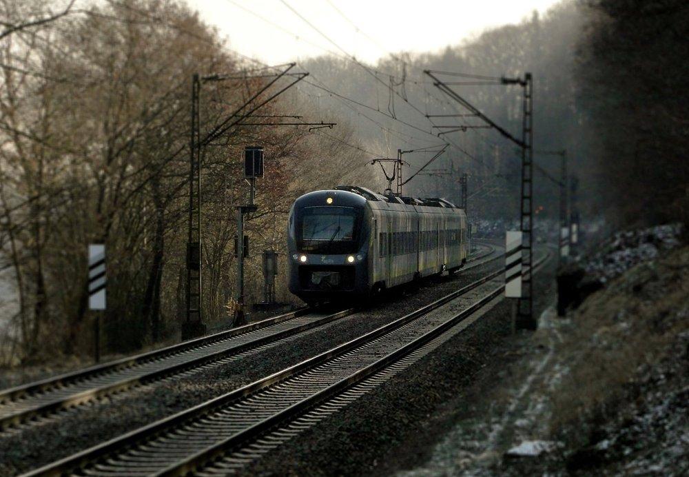 Märchenfee on Rail ;-)
