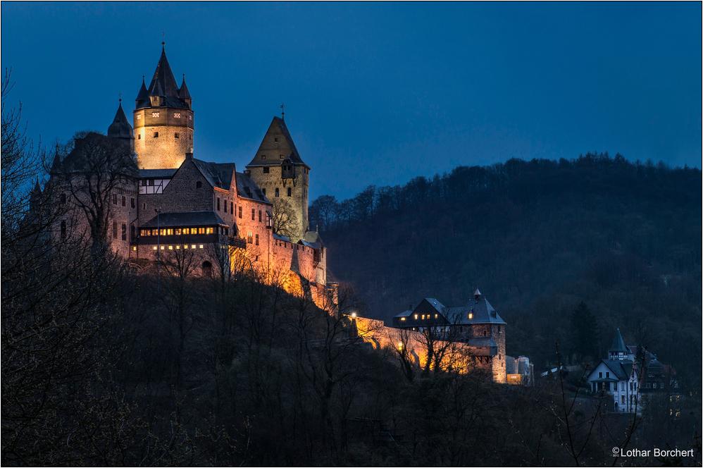 Märchenhaft - Altena - die Burg**