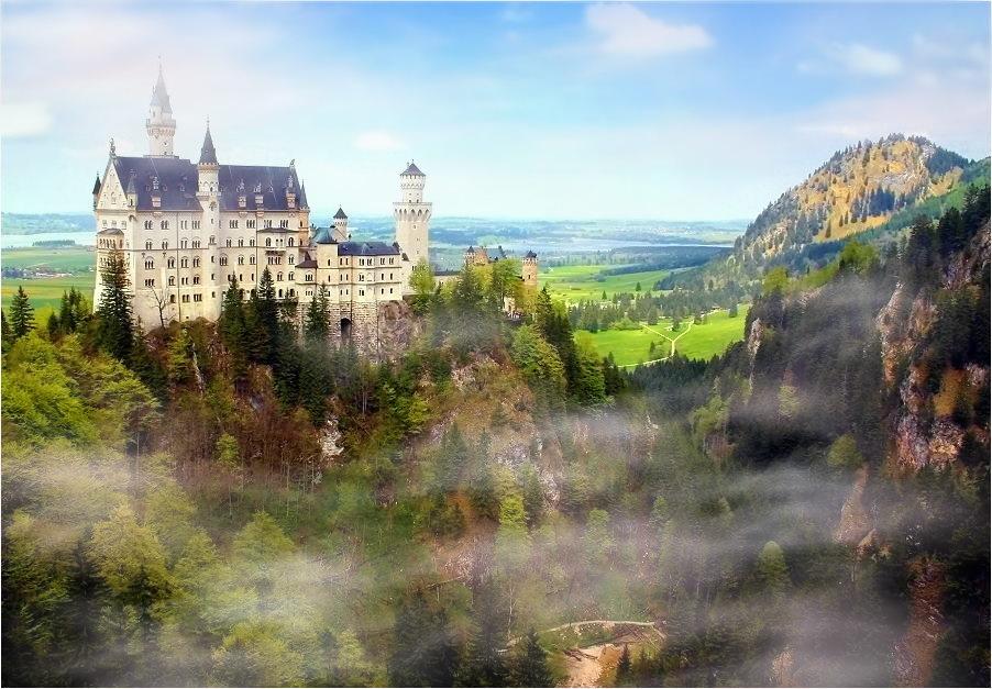 Märchenschloss ...