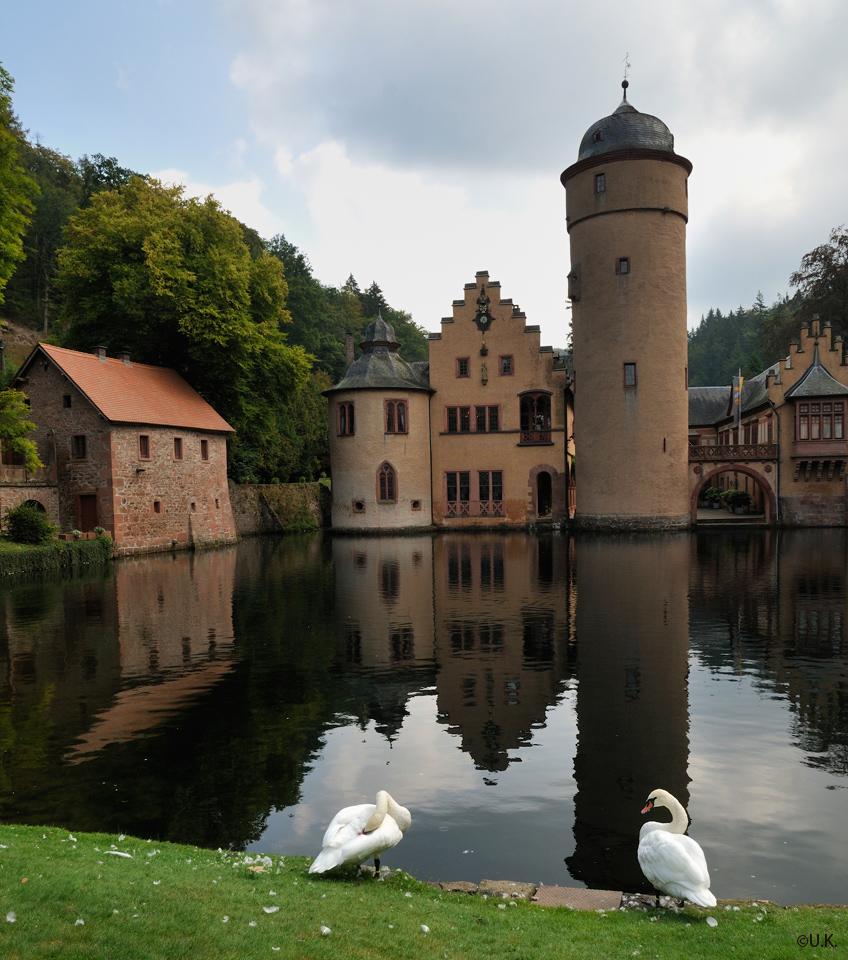 Märchenschloss Mespelbrunn