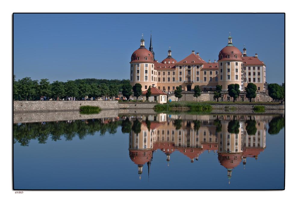 Märchenschloss Moritzburg