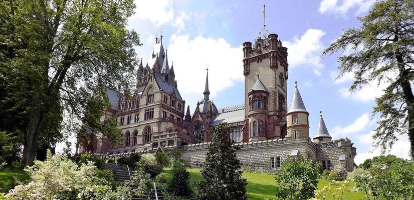 Märchenschloss Schloss Drachenburg