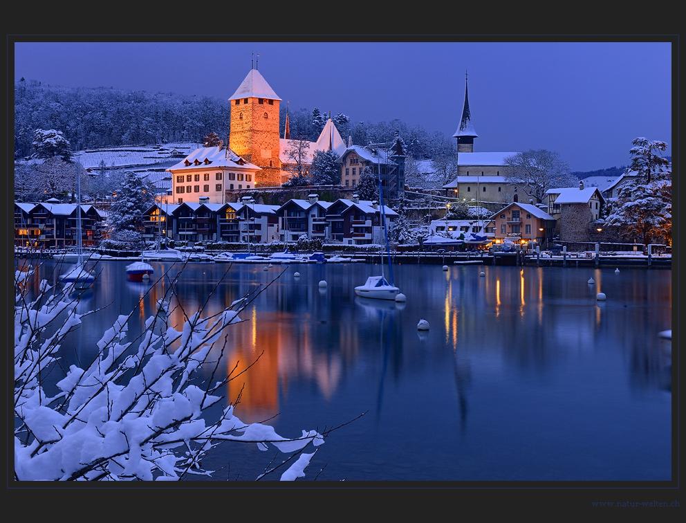 Märchenschloss Spiez