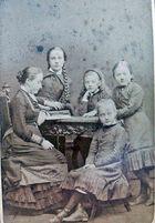 Märchenstunde mit den Mädels