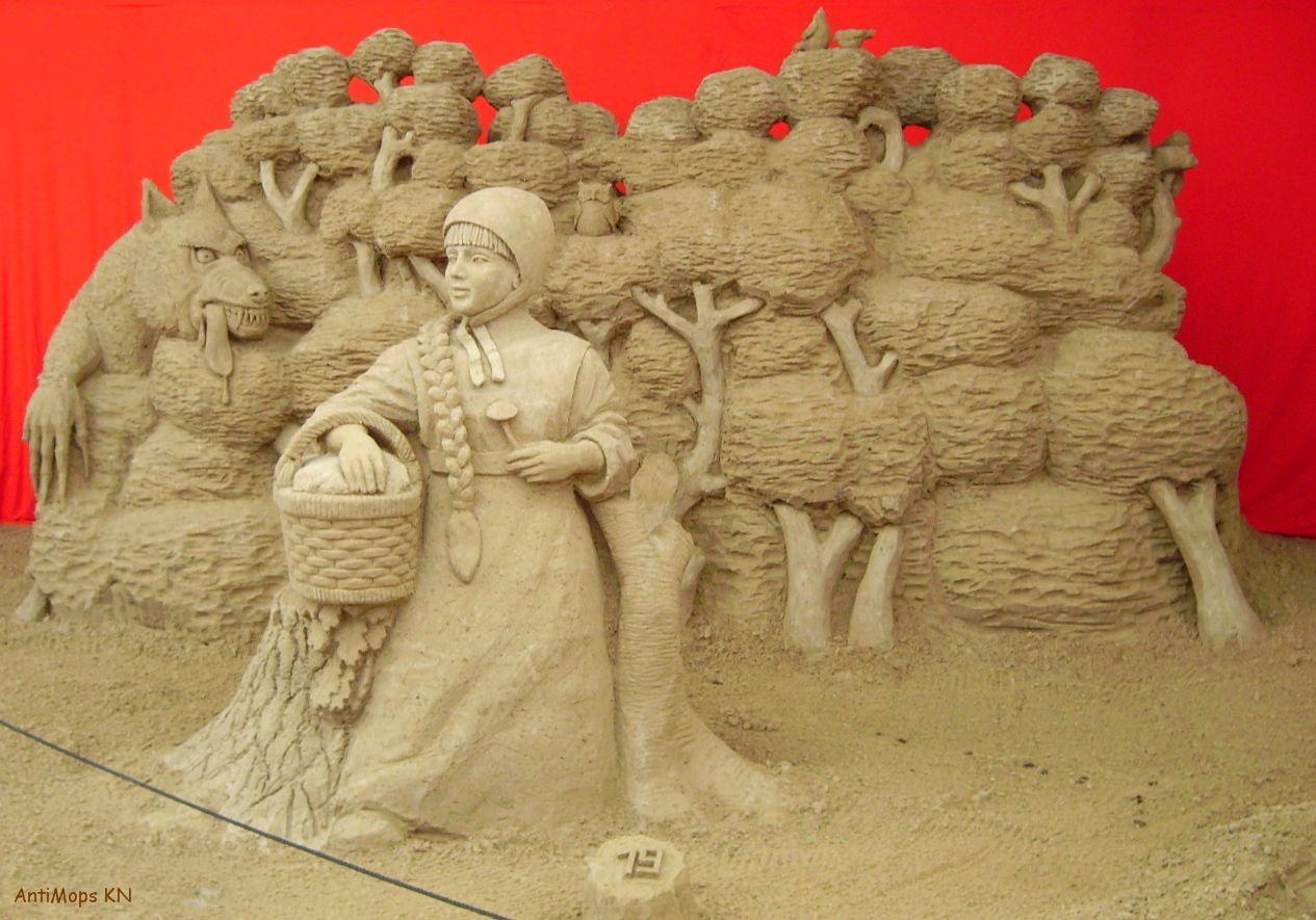 Märchenwelt aus Sand 2