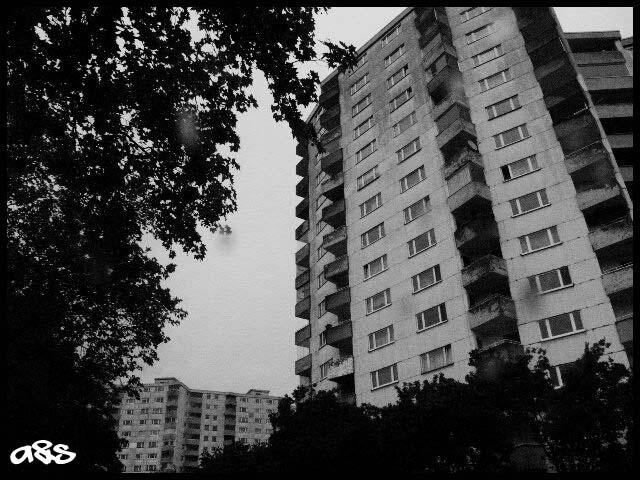 Märkisches Viertel - 36.000 gepfercht auf engem Raum