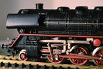"""Märklin - Modellbahnlok """"44690"""" aus dem Jahre 1965 mit ihrem typischen Blaßrot ! - VI"""