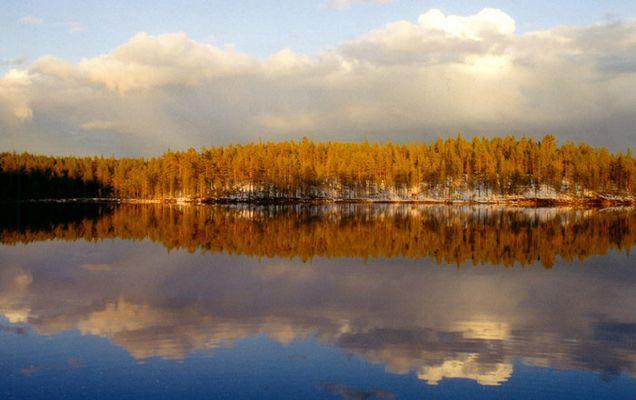 Märratjärn in Dalarna