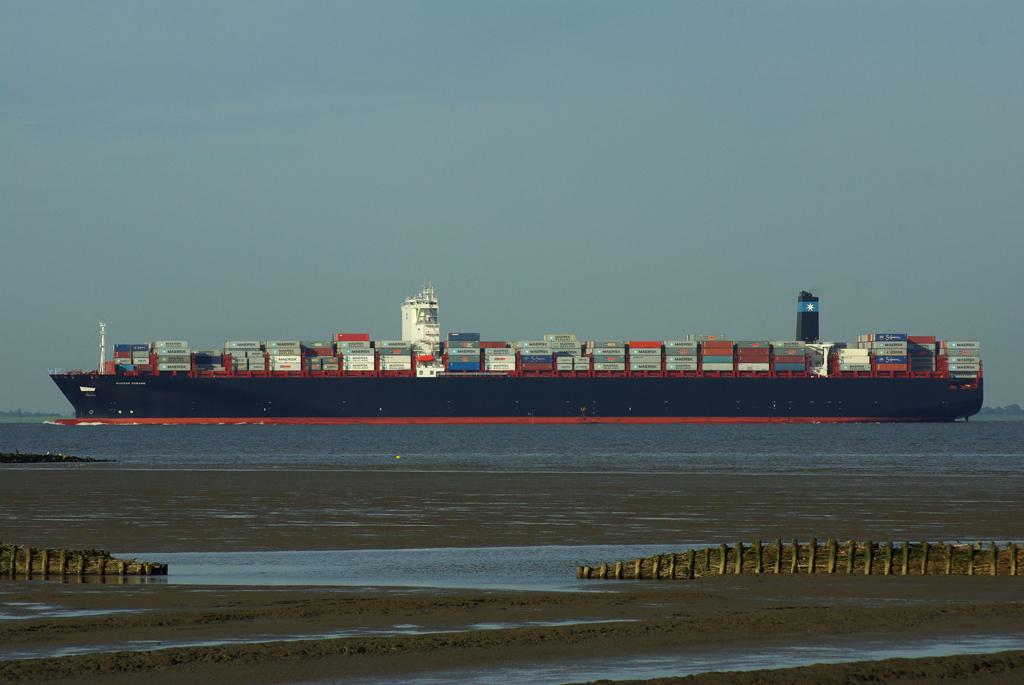Maersk Eubank
