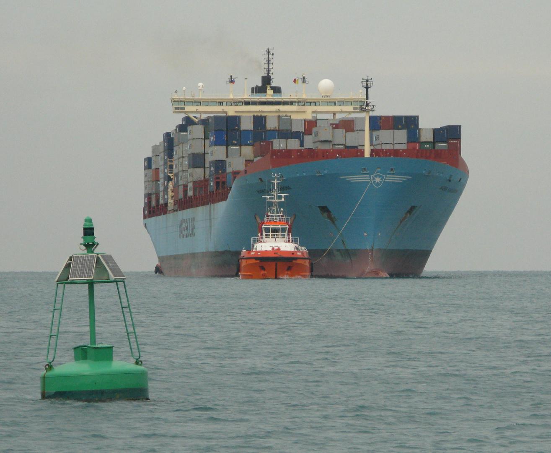 Maersk Karlskrona vers. Zeus