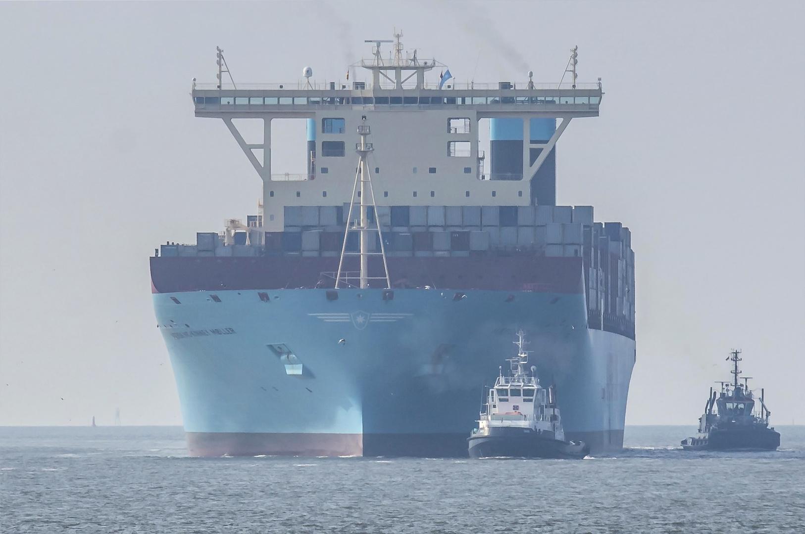 Maersk Mc-Kinney Möller am Haken