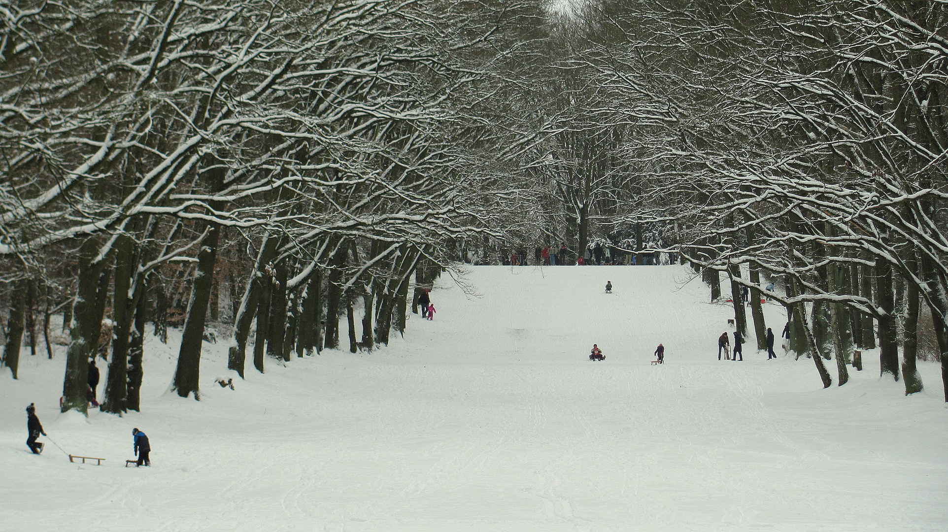 März Winter Sonntag