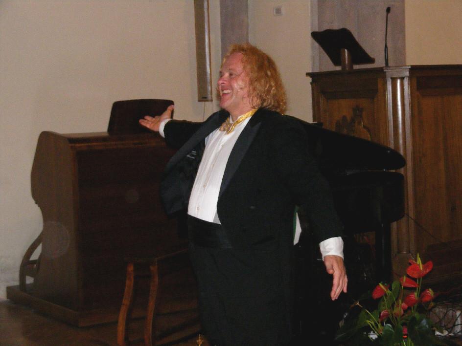 Maestro LUCA BURINI (b)