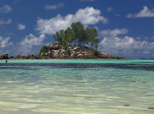 Mäuse Insel/Mahe Seychellen
