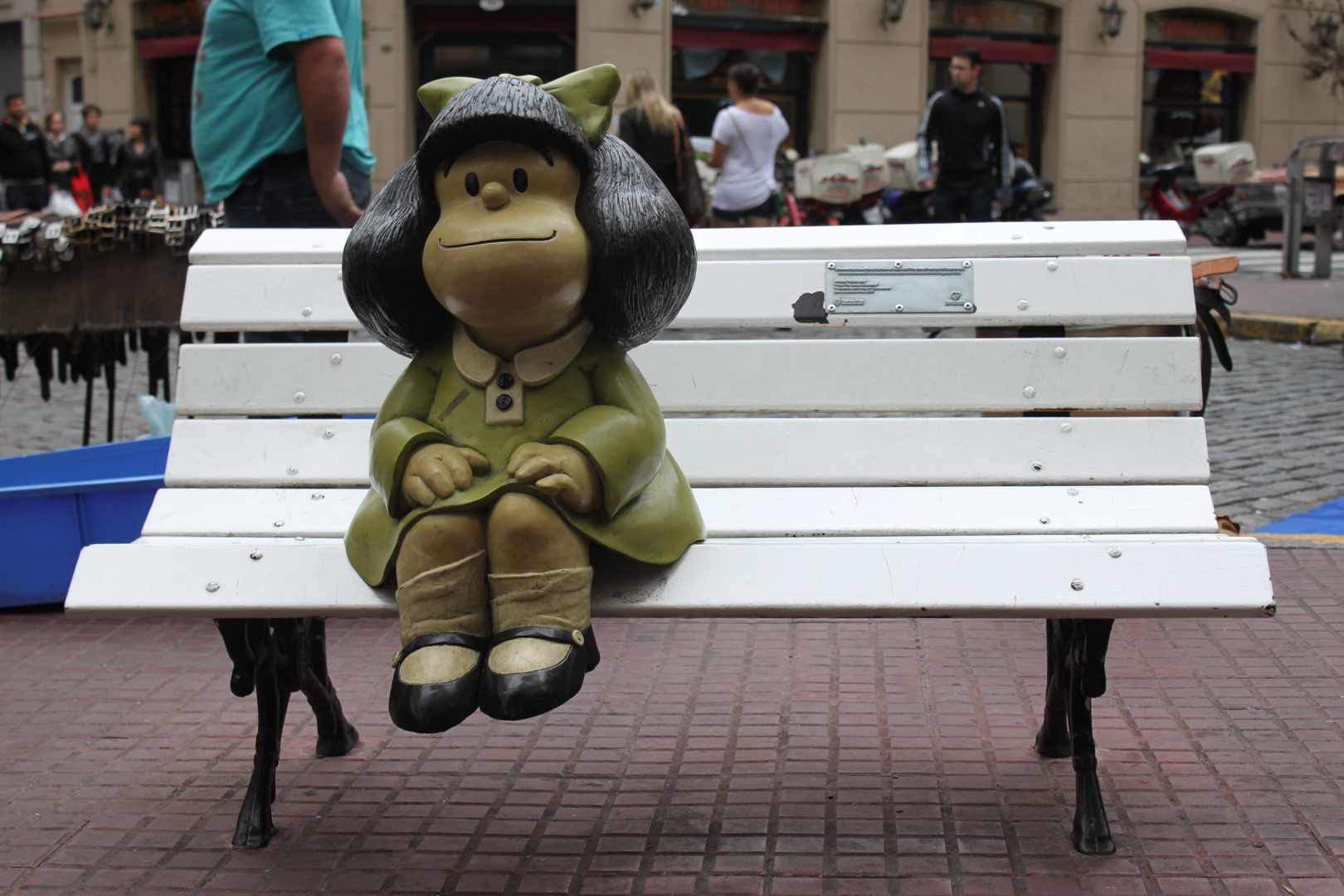 Mafalda - Buenos Aires - AR