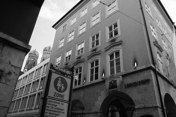 Maffeistraße München