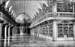 Mafra Convent Library