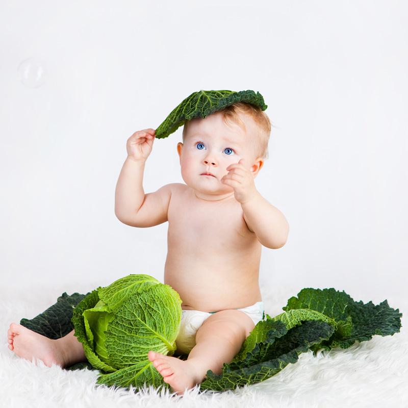 Mag doch kein Gemüse!!!!