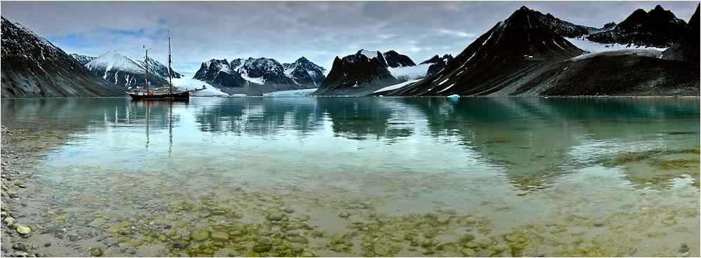 Magdalenenfjorden II