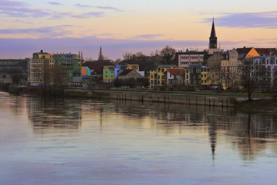 Magdeburg Buckau an der Elbe