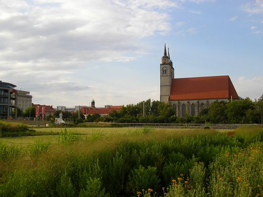 Magdeburg - Johanniskirche