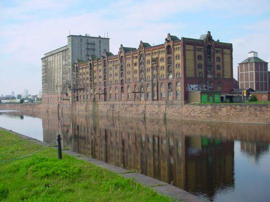 Magdeburger Handels-Hafen