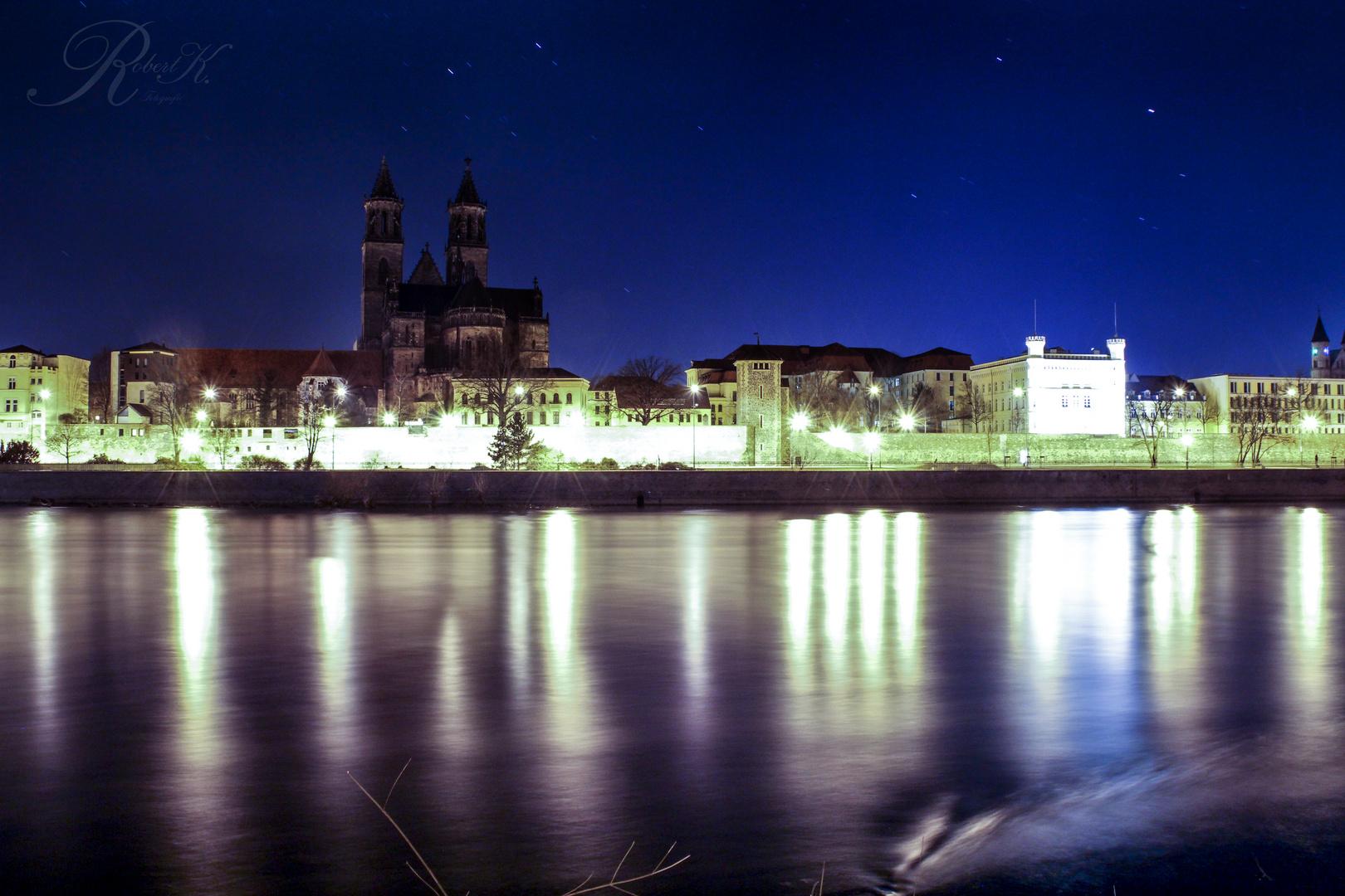 Magdeburgs schöne Seite
