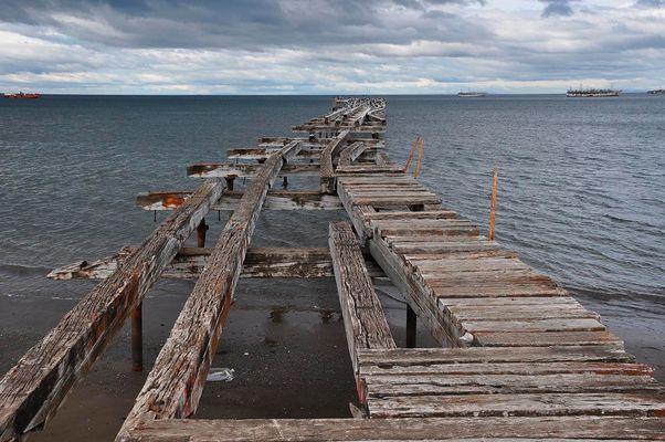Magellan Straße, Punta Arenas