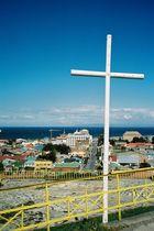 Magellanstraße und Punta Arenas