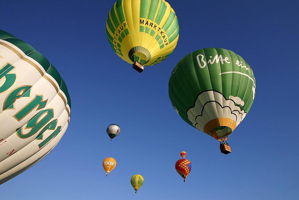 Magic Ballooning
