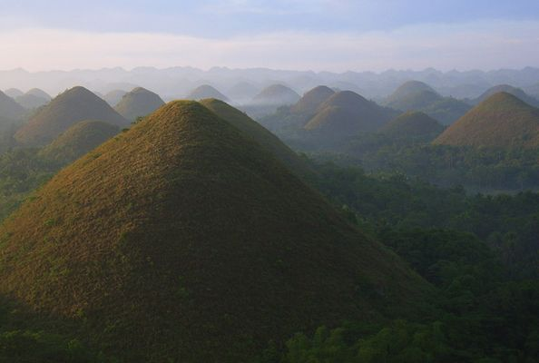 Magic Chocolate Hills