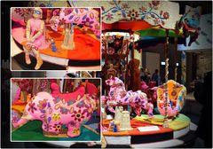 MAGIC CITY - das gehäkelte Karusell