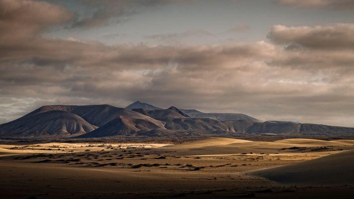 Magic Desert Light