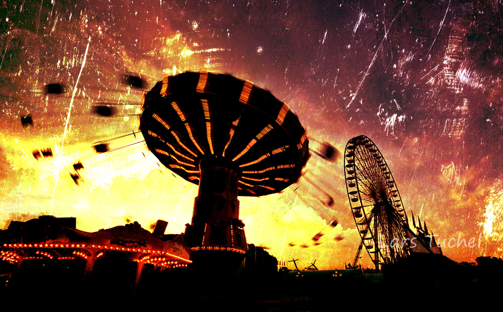 magic fairground