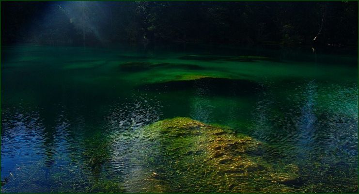 Magic Lake - Märchenlandschaft