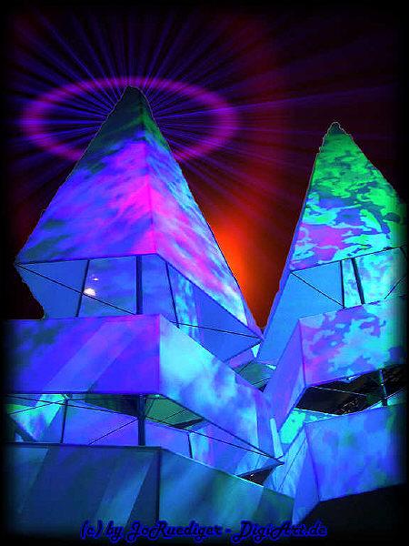 Magic Pyramids