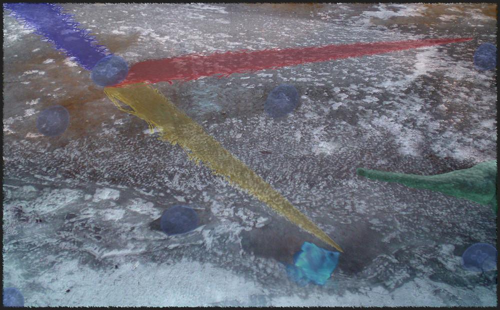 Magie de l'eau glacée - '7'