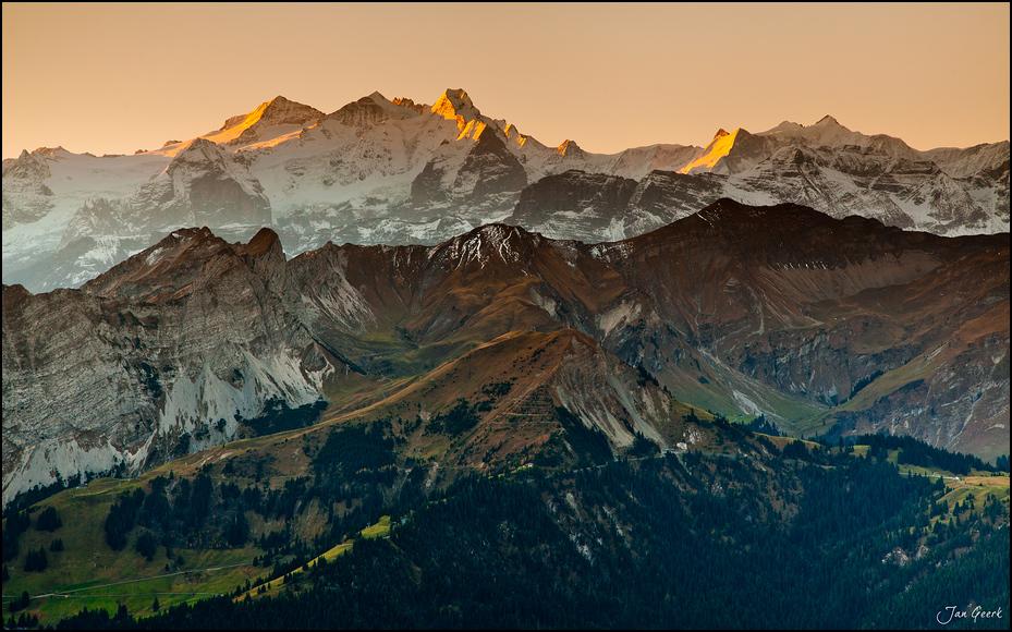 Magie der Alpen