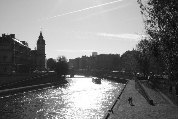magie d'un jour de soleil à Paris...