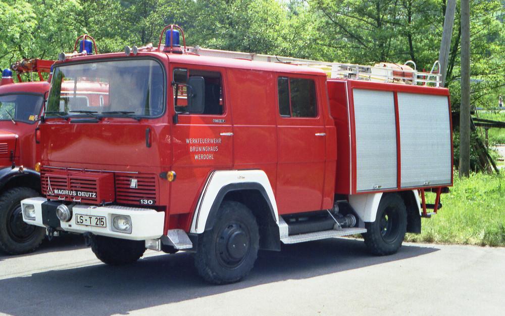 Magirus Feuerwehr