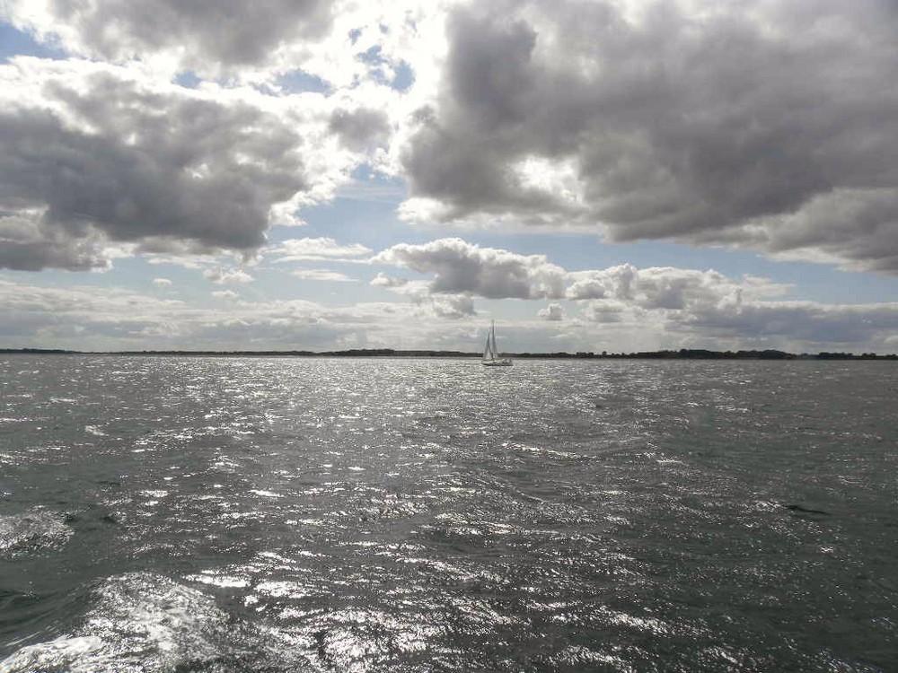 Magisch/die Ostsee im August 09