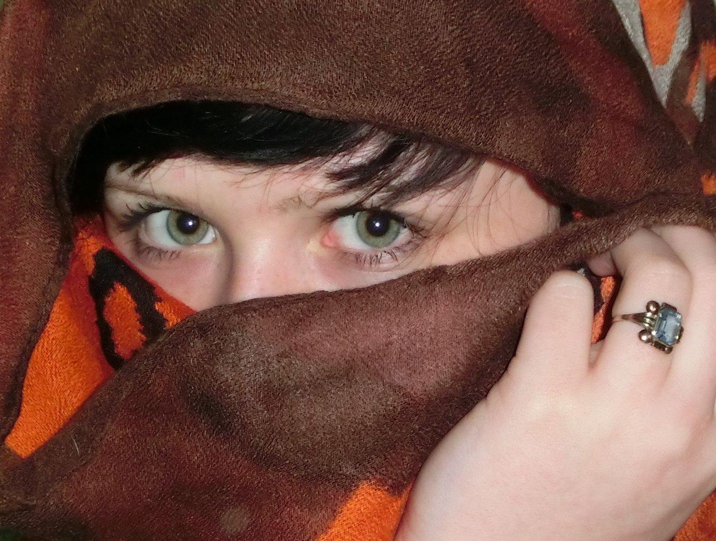 magische Augen