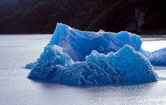 Magisches Blau - Torres del Paine National Park