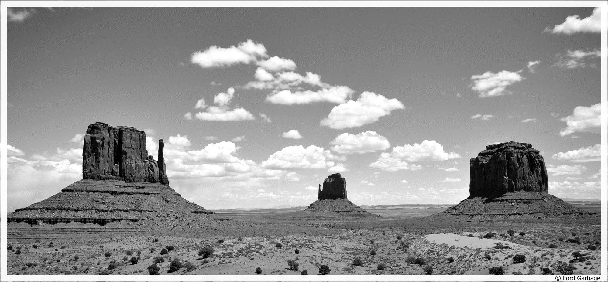 Magisches Monument Valley