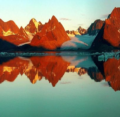 magisches Spitzbergen