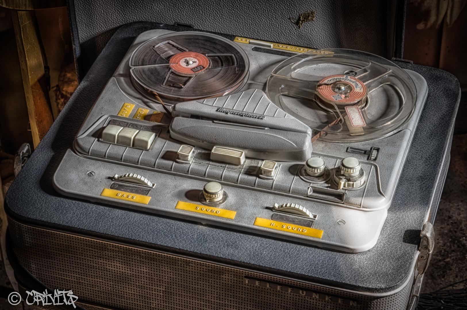 Magnetophon 85